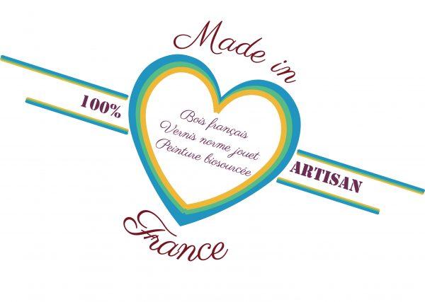 Logo artisan made in France