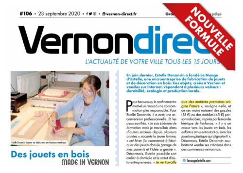 vernon direct 22-09-2020